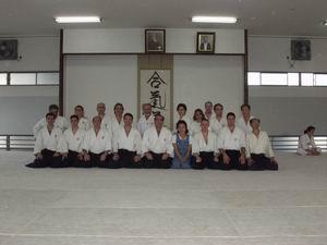 Aikikai Hombu Dojo 2002